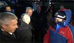 На аэродроме Чкаловский приземлился спецборт с космонавтом 55/56-й длительной экспедиции на МКС Олегом Артемьевым