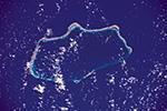 Атолл Бикини. Тихий океан. Цепь Ралик на Маршалловых Островах