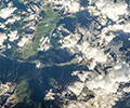 Домбай - один из современных горнолыжных, альпинистских и туристских центров России, настоящая мекка Большого Кавказа
