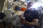 Паёк на время полёта к МКС