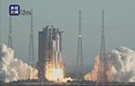 Запуск нового пилотируемого корабля КНР с космодрома Вэньчан