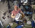 Замена КТО в туалете - как ходят в туалет в космосе