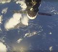 Пролетая над Средиземным Морем
