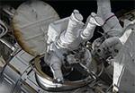 Выход в открытый космос американского экипажа