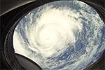 Коллективное наблюдение за тайфуном