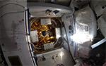 Небольшая экскурсия по МКС перед расстыковкой SpaceX Dragon